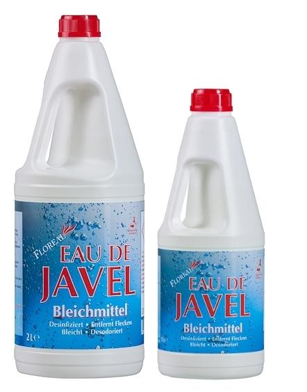 Eau de javel das multifunktionelle bleich und for Mousse eau de javel